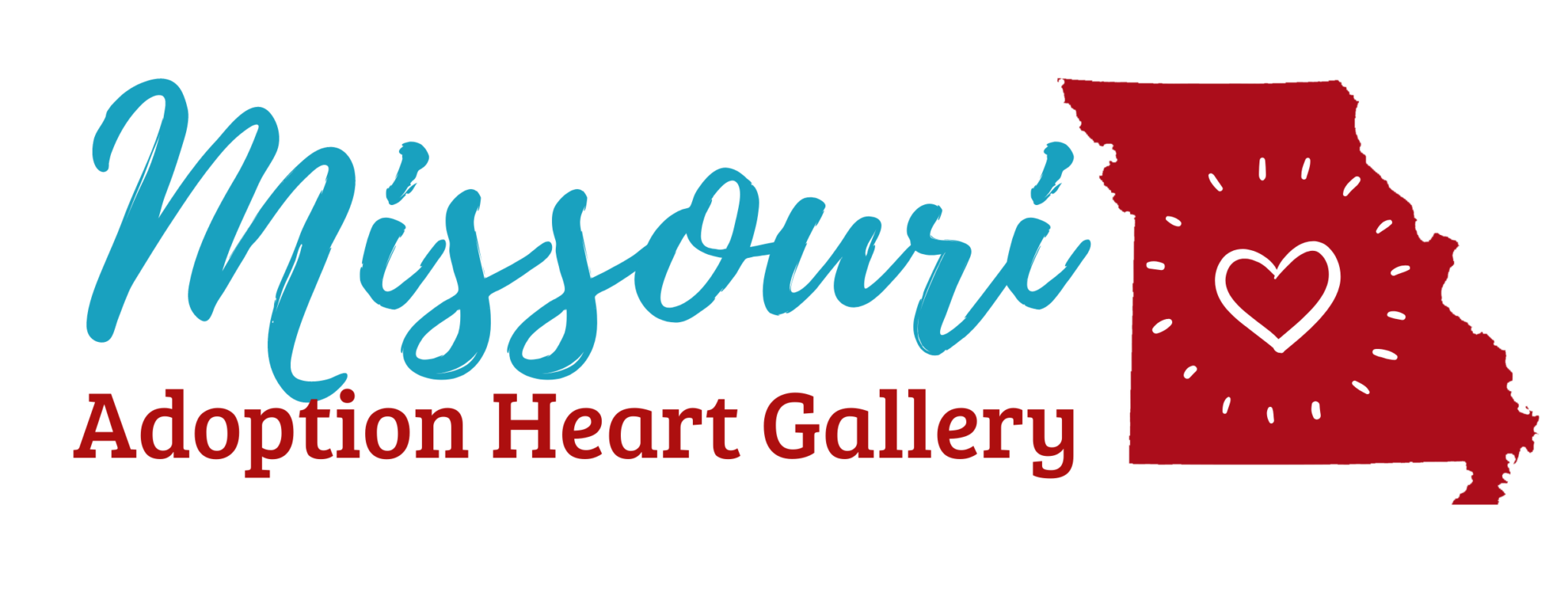 Missouri Heart Gallery Logo
