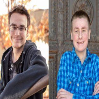 Brad and Shawn E